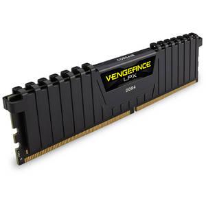 Memorie Corsair Vengeance LPX Black 8GB DDR4 2400 MHz CL16 Dual Channel Kit