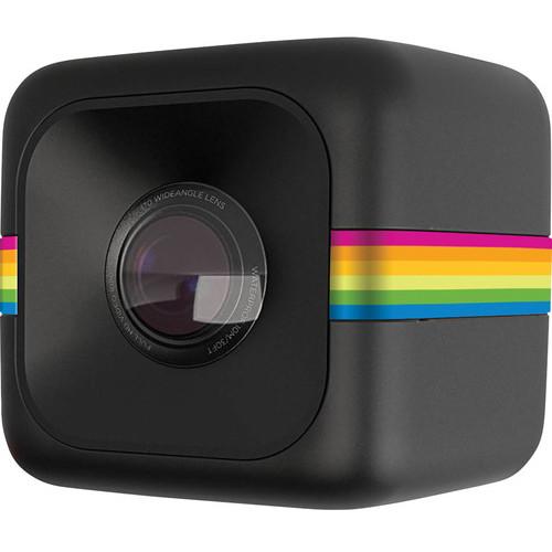 Camera Video De Actiune Sport Cube Full Hd Negru