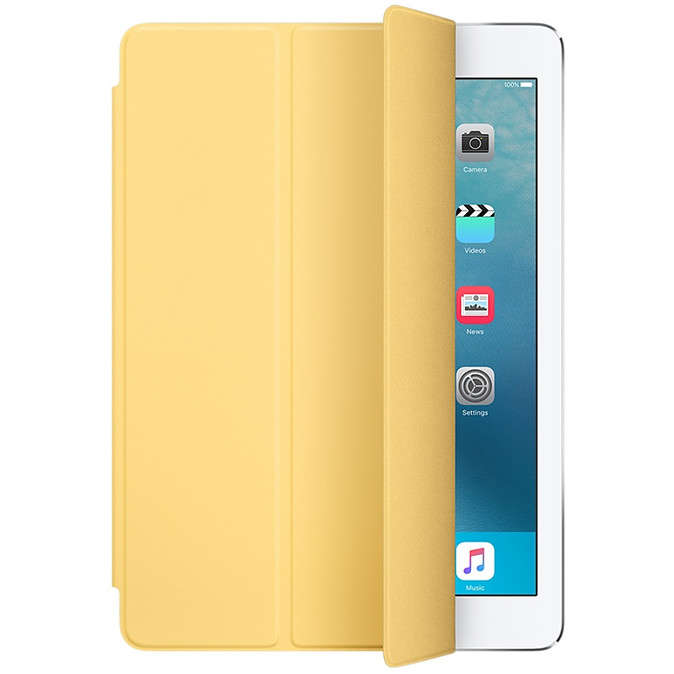 Husa Tableta Ipad Pro 9.7 Smart Cover Yellow