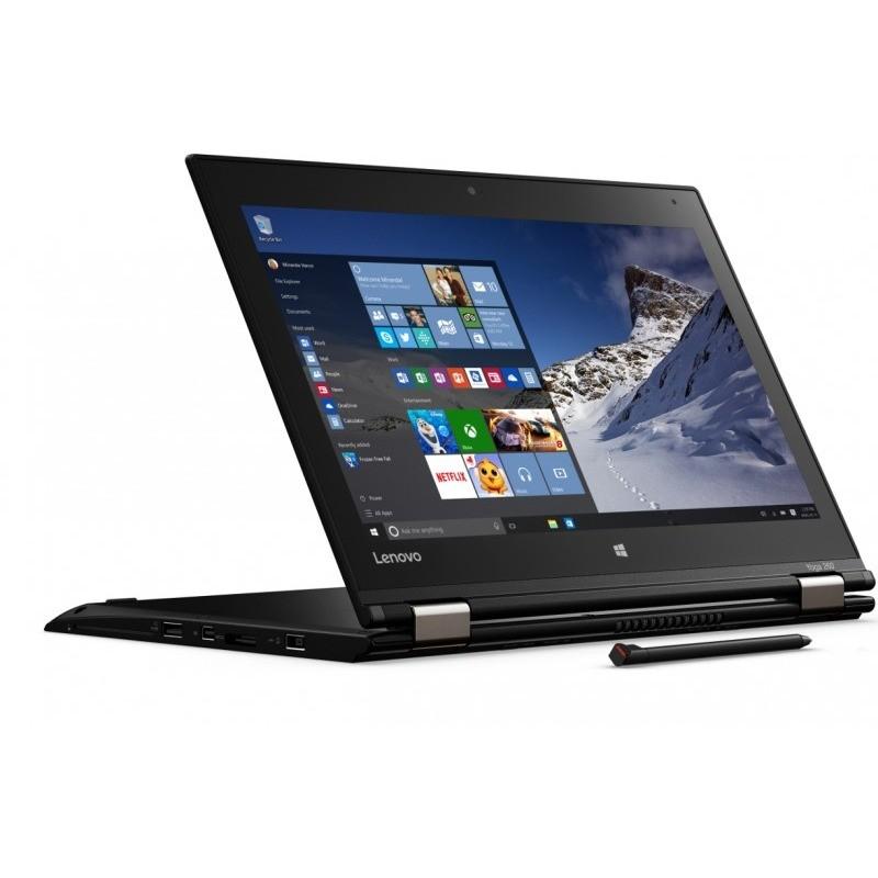 Laptop Thinkpad Yoga 260 12.5 Inch Full Hd Touch Intel Core I7-6500u 8gb Ddr4 256gb Ssd Windows 10 Pro