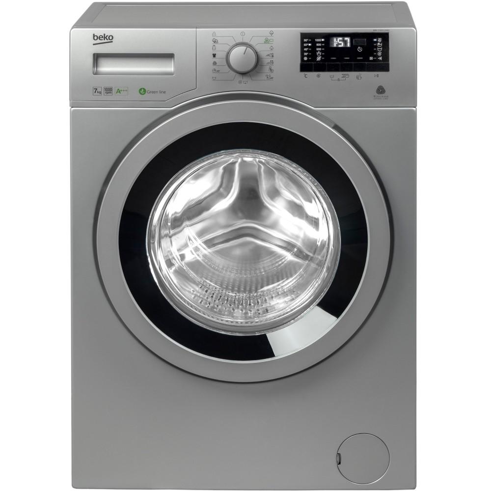 Masina de spalat rufe WKY71033LSYB2 A+++ 1000 rpm 7kg argintie thumbnail