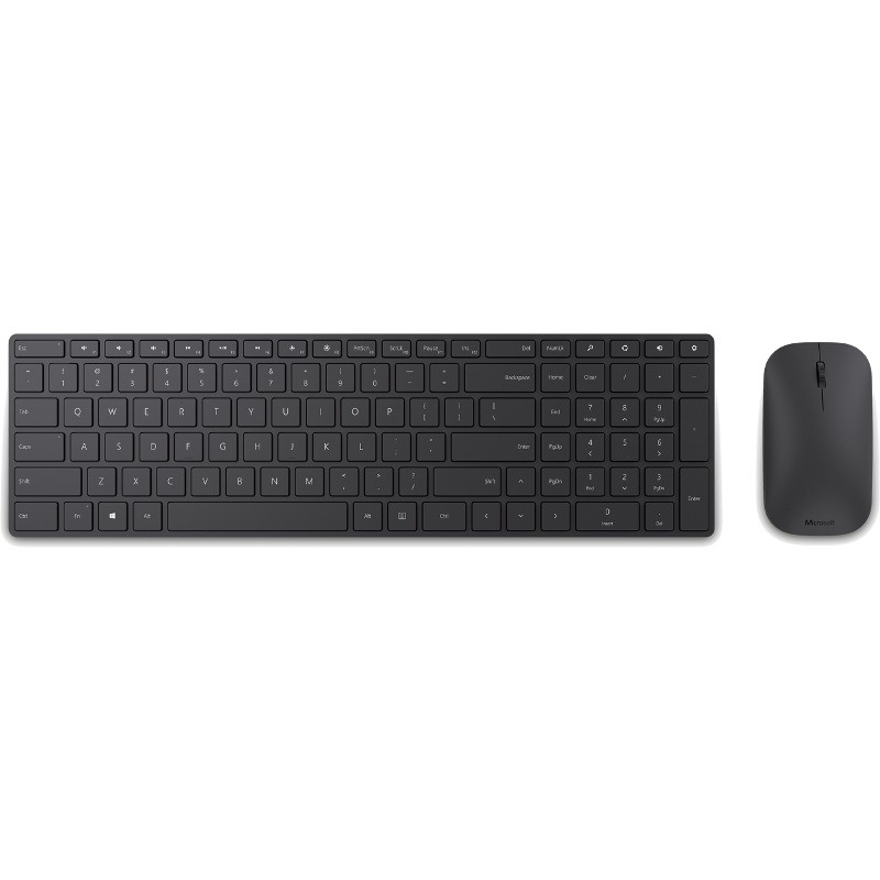 Kit Tastatura Si Mouse Designer Bluetooth Desktop