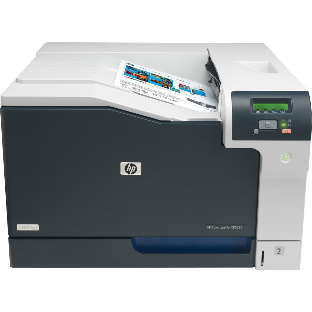 Imprimanta laser color LaserJet Professional CP5225dn A3 thumbnail