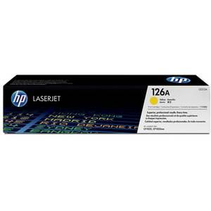 Toner HP 126A Yellow