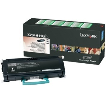 Toner X264h11g Black Return