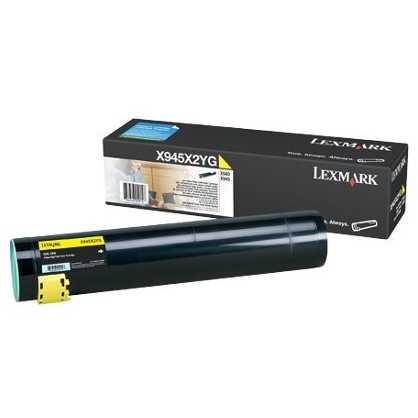 Toner X945x2yg Yellow