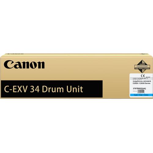 Drum Unit C-exv34 Cyan