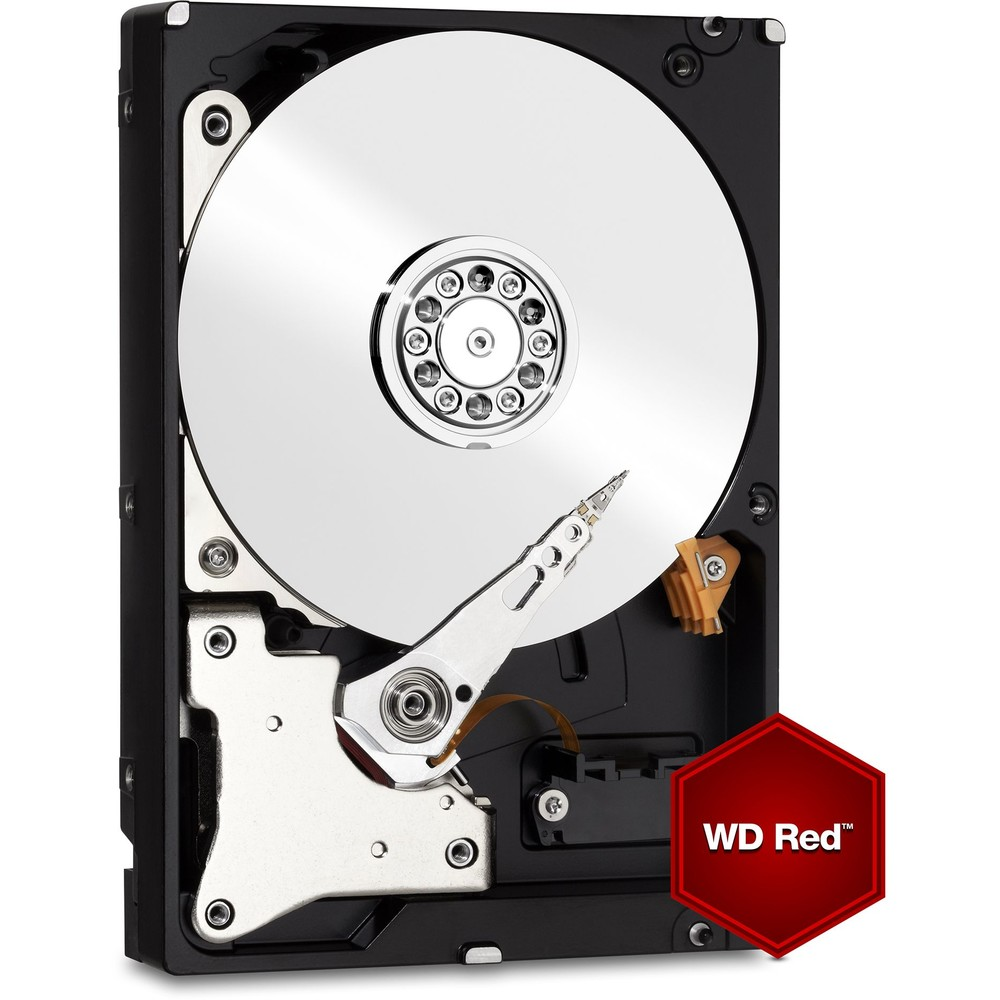 Hard Disk Red 3tb Sata 3 Intellipower 64mb Cache