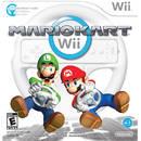 Mario Kart cu Racing Wheel Wii
