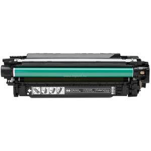 Toner HP CE250X Black