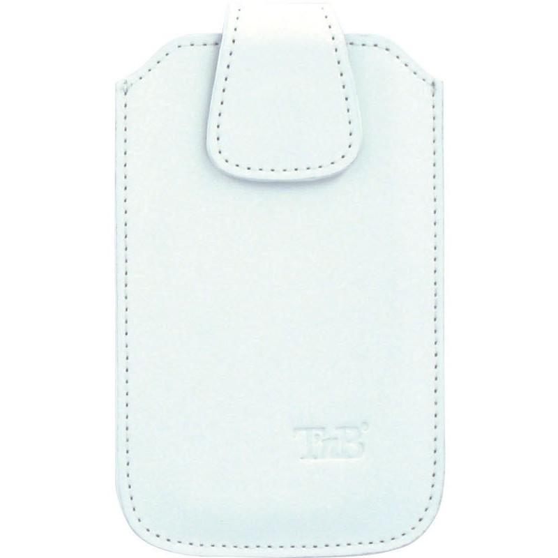 Toc IPH46W Class Collection alb pentru Apple iPhone 3G / 4 thumbnail