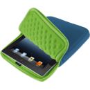 Husa tableta Trust 18777 Anti-shock Bubble Sleeve albastra pentru 10 inch