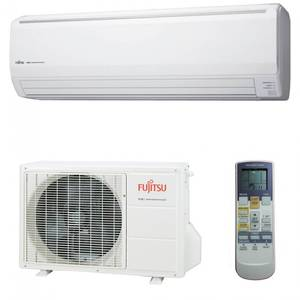 Aparat aer conditionat Fujitsu ASYG18LFCA 18000BTU Inverter A++/A Alb