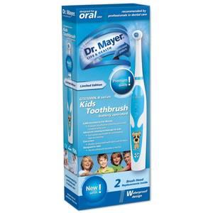 Periuta de dinti electrica pentru copii Dr. Mayer GTS1000K-B Albastra