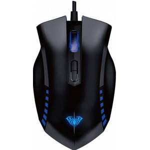 Mouse gaming Aula Manum SI-980 Black