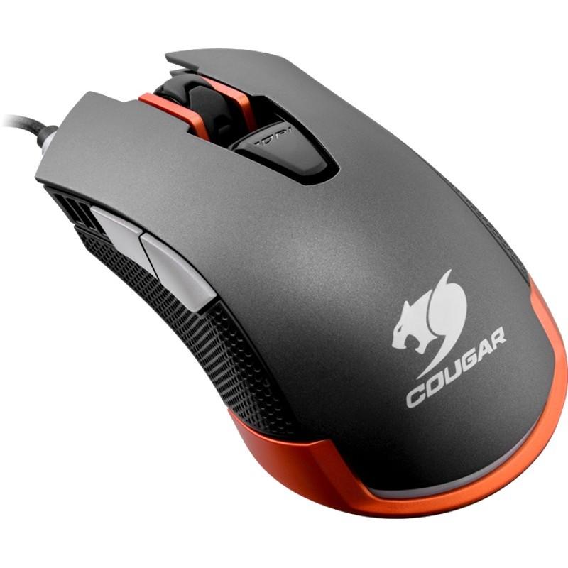 Mouse gaming 550M Iron Grey thumbnail