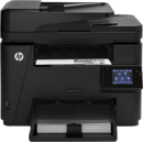 Multifunctionala HP M225DW laser monocrom format A4 fax retea Wi-Fi duplex