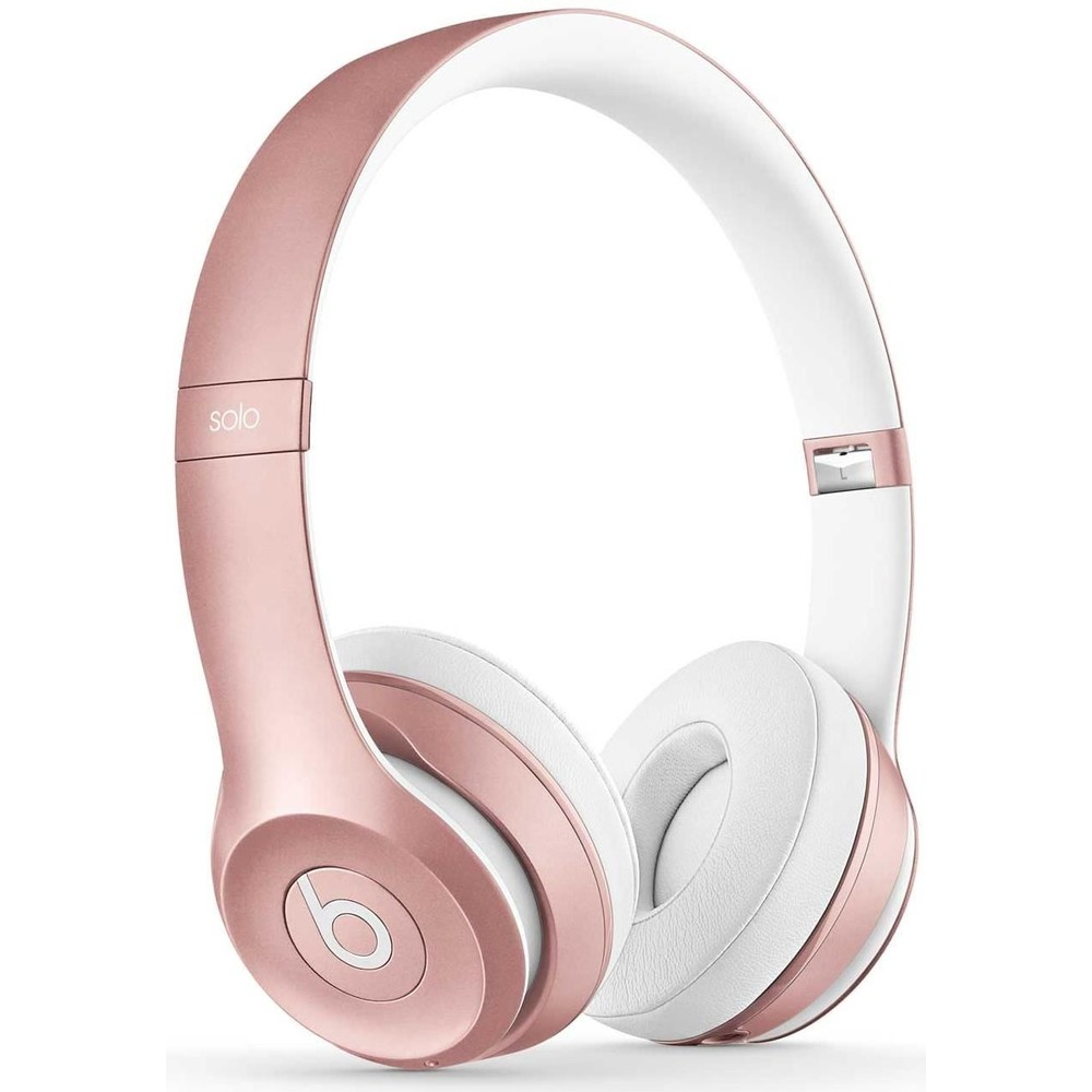 Casti Wireless Solo2 On Ear Rose Gold