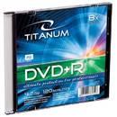 DVD-R TITANUM 4.7GB 8x 1 bucata carcasa