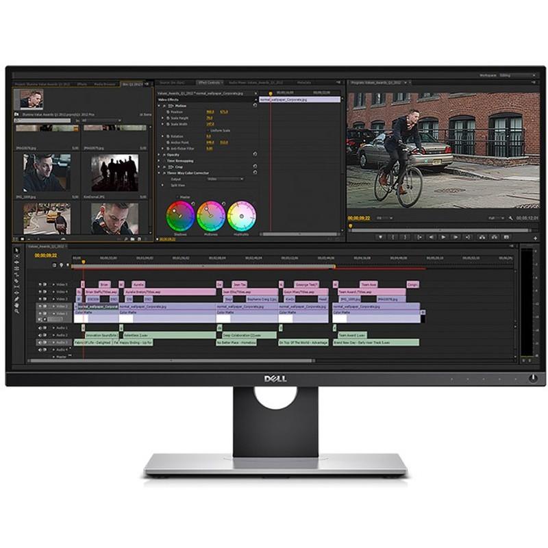 Monitor Led Ultrasharp Up2716d 27 Inch 6ms Black