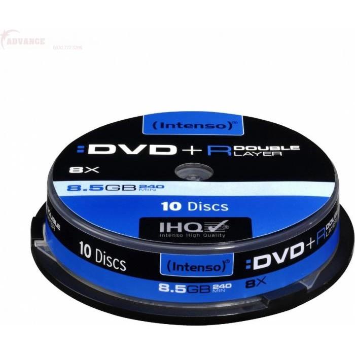 Mediu optic DVD-R 4.7GB 16x 10 bucati printabil thumbnail