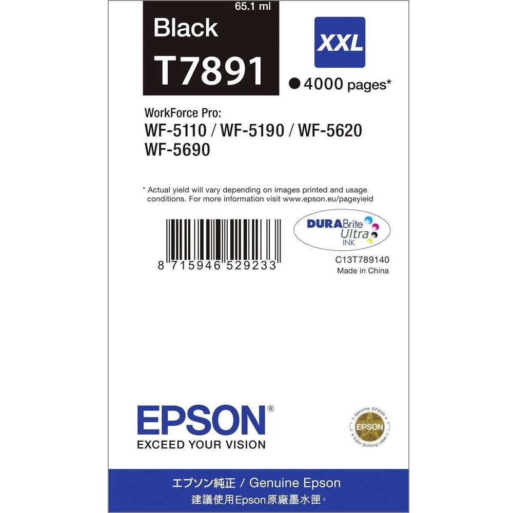 Consumabil T7891 65 ml black thumbnail