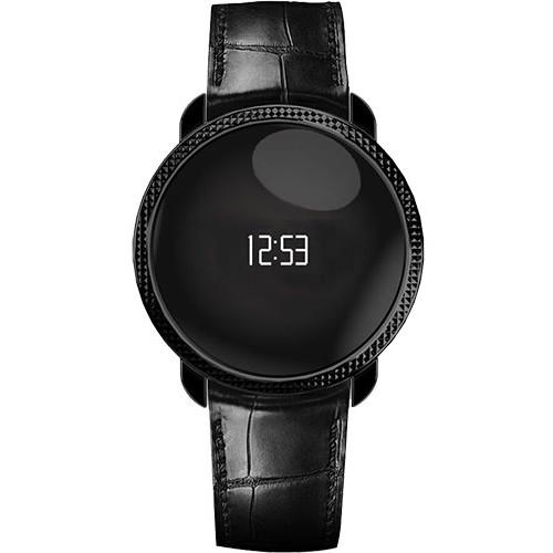 Smartwatch Zecircle Premium Embossed Black