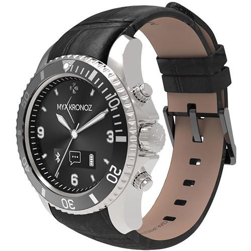 Smartwatch Zeclock Premium Silver