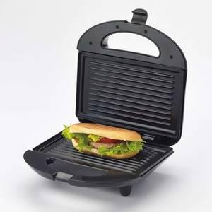 Sandwich-maker Ariete 1980BK/Metal 750W negru / argintiu