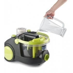 Aspirator cu filtrare prin apa Studio Casa Hydra Tech Turbo 850W Verde/Negru