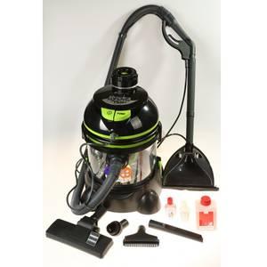Aspirator cu spalare si filtrare prin apa Studio Casa Hydra Rain Jet Force 1600W Negru Verde