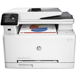 Multifunctionala HP LaserJet Pro M277dw Color A4 Wi-Fi