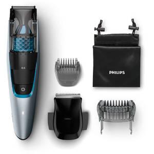 Set de ingrijire faciala cu aspirator Philips BT7210/15 Argintiu