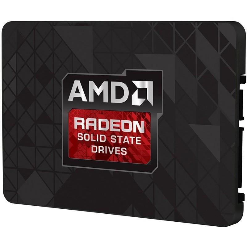 Ssd Radeon R3 Series 120gb Sata-iii 2.5 Inch