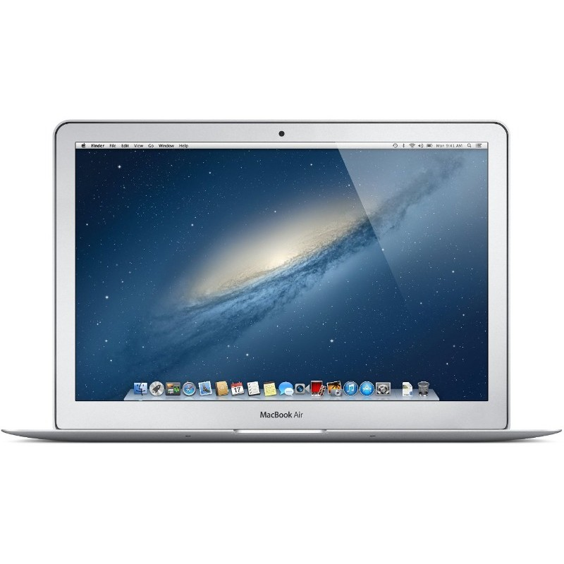 Laptop Macbook Air 13 13.3 Inch Intel Broadwell I5 1.6 Ghz 8gb Ddr3 256gb Ssd Silver Mac Os X El Capitan Int Keyboard