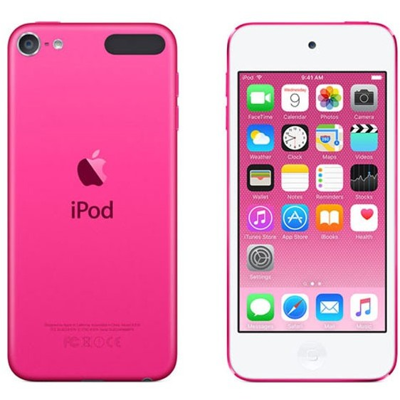 Ipod Touch 16gb Pink