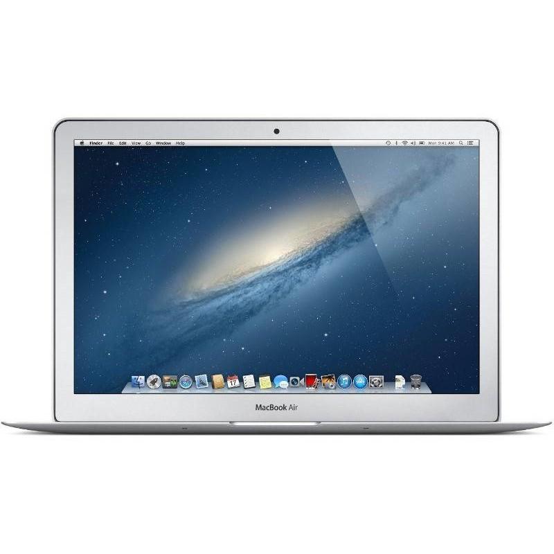Laptop Macbook Air 13 13.3 Inch Intel Broadwell I5 1.6 Ghz 8gb Ddr3 256gb Ssd Silver Mac Os X El Capitan Ro Keyboard
