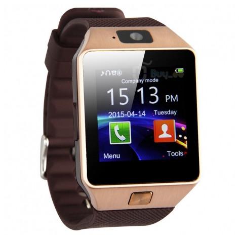 Smartwatch Dz09 Sim Gold