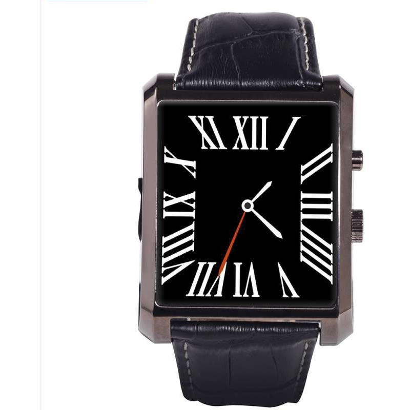 Smartwatch Dm08 Luxury Edition Black