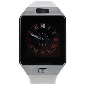 Smartwatch Star Rush Silver Silicon White