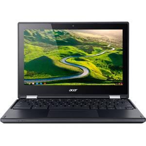 Laptop Acer Chromebook R11 11.6 inch HD Touch Intel Celeron N3050 2GB DDR3 32GB eMMC Chrome OS Black