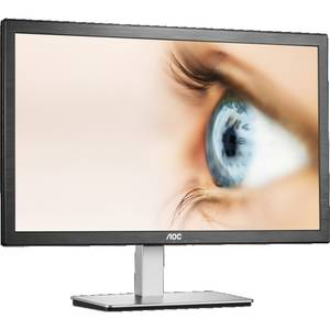 Monitor LED AOC E2276VWM6 21.5 inch 2ms Black Grey