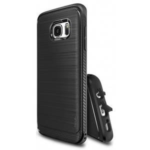 Husa Protectie Spate Ringke Onyx Black pentru Samsung Galaxy S7 Edge
