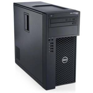 Desktop PC refurbished Dell Precision T1650 E3-1220 3.1Ghz (i7-3370) 16Gb DDR3 256GB SSD DVD-RW Nvidia Quadro 2000 1GB Dedicat Soft Preinstalat Windows 7 Professional