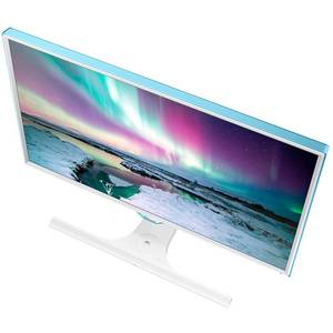 Monitor LED Samsung LS24E370DL 23.6 inch 4ms White