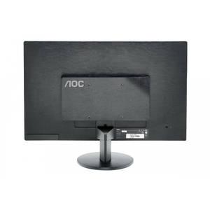 Monitor LED AOC E2470SWH 23.6 inch 1ms Black