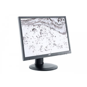 Monitor LED AOC M2060PWDA2 19.5 inch 5ms Black