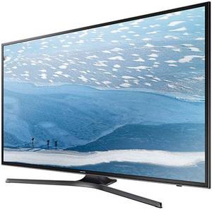 Televizor Samsung LED Smart TV UE60 KU6000 UHD 152cm Black