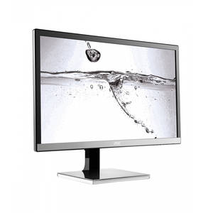 Monitor LED AOC U2477PWQ 23.6 inch 4ms Black