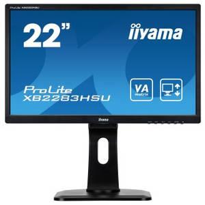 Monitor LED Iiyama ProLite XB2283HSU-B1DP 21.5 inch 5ms Black